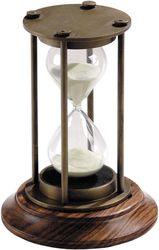 Zandloper: Bronzed Sanduhr 30 Minuten